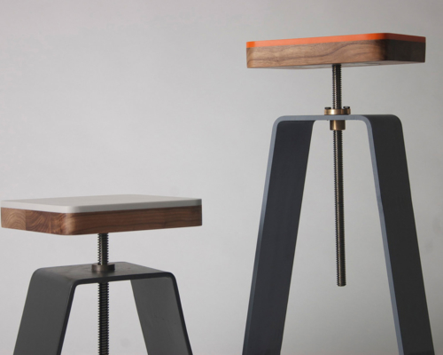 BA (Hons) Contemporary Design Crafts stools