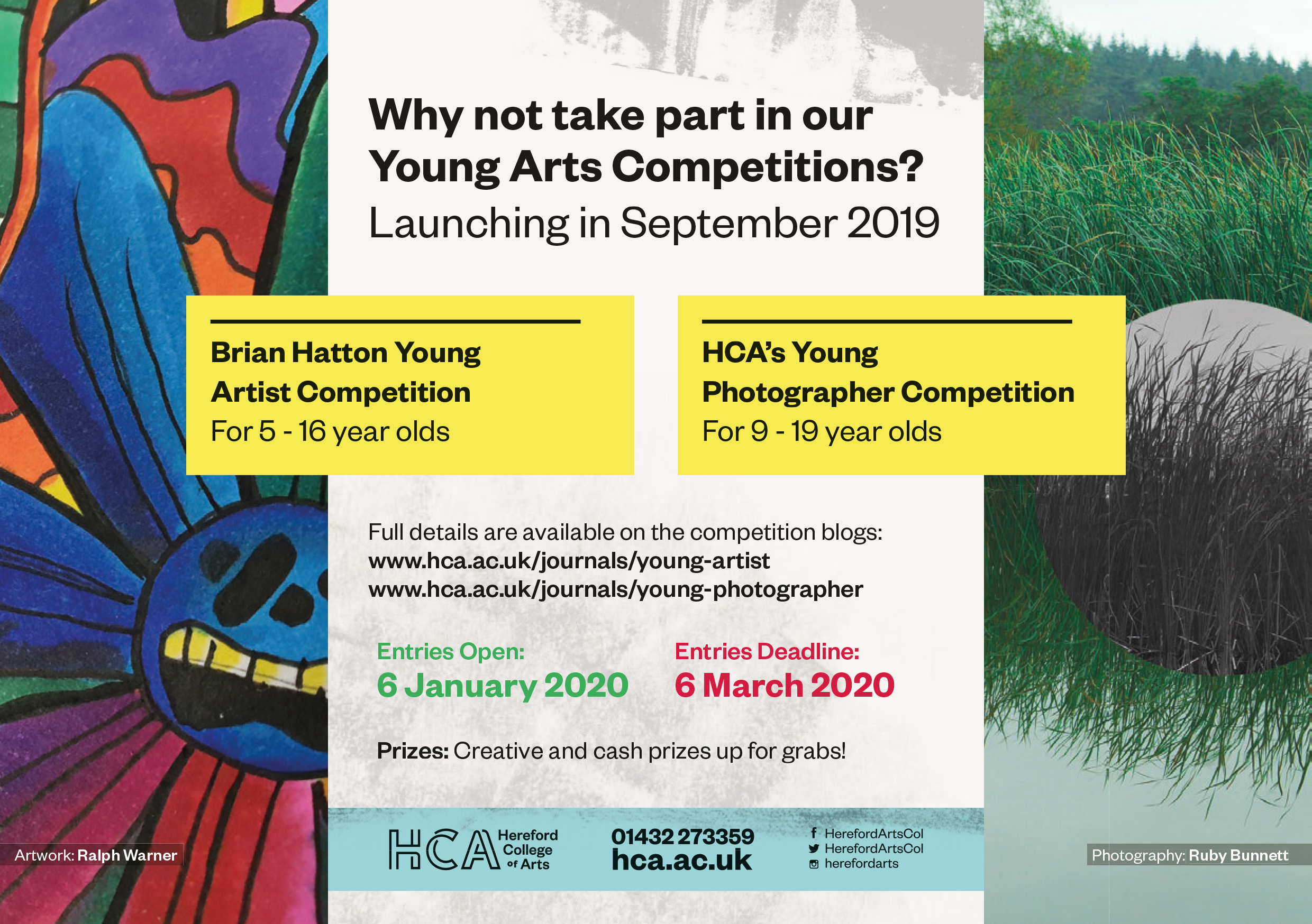 Young Artist Competition 2020