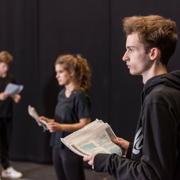 Introduction to the Performing Arts degree at HCA